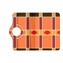 Shapes and stripes                                                                 Kindle Fire HD (2013) Flip 360 Case