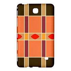Shapes and stripes                                                                 Samsung Galaxy Tab 4 (7 ) Hardshell Case