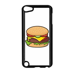 Cheeseburger Apple iPod Touch 5 Case (Black)