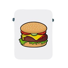 Cheeseburger Apple iPad 2/3/4 Protective Soft Cases
