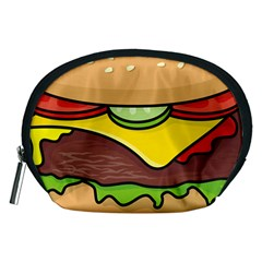 Cheeseburger Accessory Pouches (Medium)