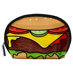 Cheeseburger Accessory Pouches (Large)