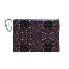OPEN WINDOW Canvas Cosmetic Bag (M)