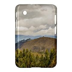 Ecuadorian Landscape At Chimborazo Province Samsung Galaxy Tab 2 (7 ) P3100 Hardshell Case