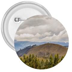 Ecuadorian Landscape At Chimborazo Province 3  Buttons