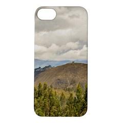 Ecuadorian Landscape At Chimborazo Province Apple iPhone 5S/ SE Hardshell Case