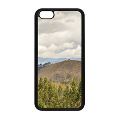 Ecuadorian Landscape At Chimborazo Province Apple iPhone 5C Seamless Case (Black)