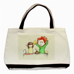 Mud Pies  Basic Tote Bag (Two Sides)