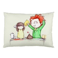 Mud Pies  Pillow Case (Two Sides)