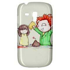 Mud Pies  Samsung Galaxy S3 MINI I8190 Hardshell Case