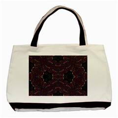 Philosophie Wheel Basic Tote Bag (two Sides)