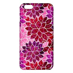 Rose Quartz Flowers iPhone 6 Plus/6S Plus TPU Case