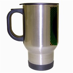 Colors Travel Mug (Silver Gray)
