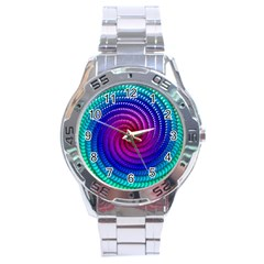 Colors Stainless Steel Analogue Watch