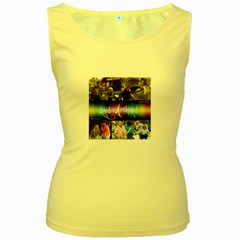 13439220 1341966305818308 1943776824535577747 N Women s Yellow Tank Top