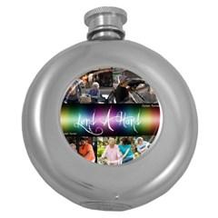 13439220 1341966305818308 1943776824535577747 N Round Hip Flask (5 oz)