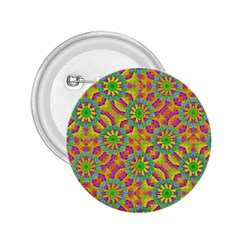 Modern Colorful Geometric 2.25  Buttons