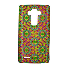 Modern Colorful Geometric LG G4 Hardshell Case