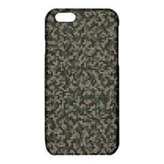 Jungle Camo Pattern iPhone 6/6S TPU Case