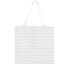 NSFW Lucky 9 Pattern Grocery Light Tote Bag