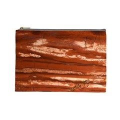 Red Earth Natural Cosmetic Bag (large)