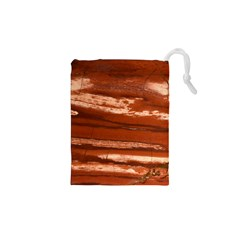 Red Earth Natural Drawstring Pouches (xs)