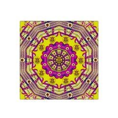 Celebrating Summer In Soul And Mind Mandala Style Satin Bandana Scarf