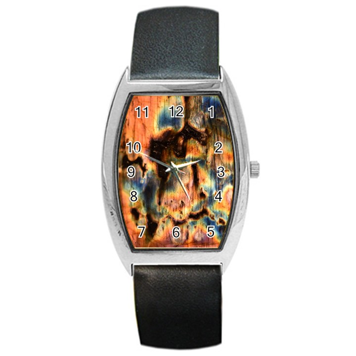 Naturally True Colors  Barrel Style Metal Watch
