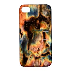 Naturally True Colors  Apple Iphone 4/4s Hardshell Case With Stand