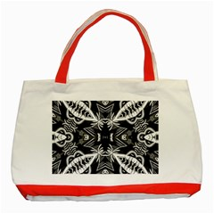 Mathematical Classic Tote Bag (red)