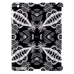 Mathematical Apple Ipad 3/4 Hardshell Case (compatible With Smart Cover)