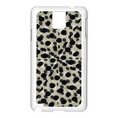 Metallic Camouflage Samsung Galaxy Note 3 N9005 Case (White)