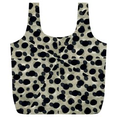 Metallic Camouflage Full Print Recycle Bags (L)