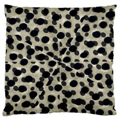 Metallic Camouflage Standard Flano Cushion Case (Two Sides)