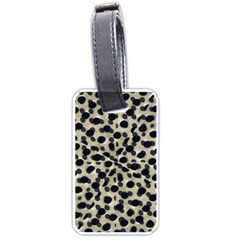 Metallic Camouflage Luggage Tags (Two Sides)