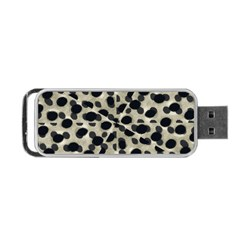 Metallic Camouflage Portable USB Flash (Two Sides)