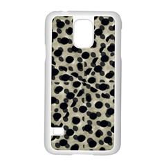 Metallic Camouflage Samsung Galaxy S5 Case (White)