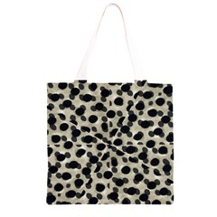 Metallic Camouflage Grocery Light Tote Bag