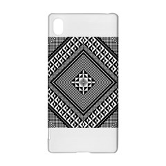 Geometric Pattern Vector Illustration Myxk9m   Sony Xperia Z3+