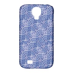 Modern Abstract Geometric Samsung Galaxy S4 Classic Hardshell Case (pc+silicone)