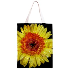 Yellow Flower Close up Classic Light Tote Bag