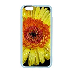 Yellow Flower Close up Apple Seamless iPhone 6/6S Case (Color)