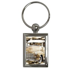Vintage Chevrolet Pick up Truck Key Chains (Rectangle)