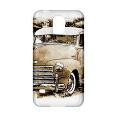 Vintage Chevrolet Pick up Truck Samsung Galaxy S5 Hardshell Case