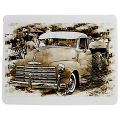 Vintage Chevrolet Pick up Truck Jigsaw Puzzle Photo Stand (Rectangular)