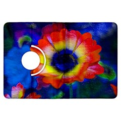Tie Dye Flower Kindle Fire HDX Flip 360 Case