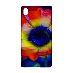 Tie Dye Flower Sony Xperia Z3+