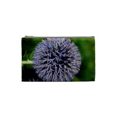 Globe Mallow Flower Cosmetic Bag (Small)