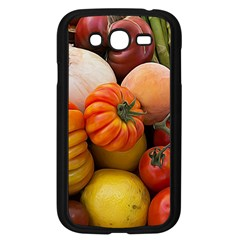 Heirloom Tomatoes Samsung Galaxy Grand Duos I9082 Case (black)