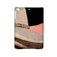 Straw Hats Ipad Mini 2 Hardshell Cases